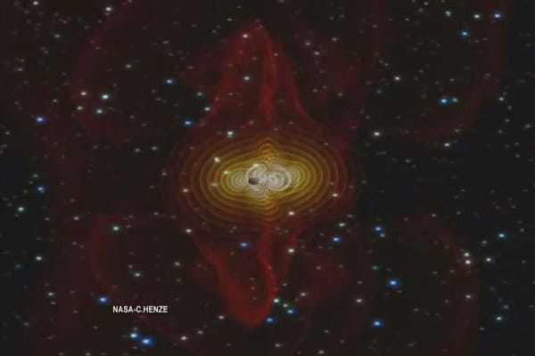 Scientists detect gravitational waves, again