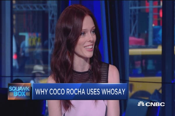 WhoSay changing Hollywood's branding style