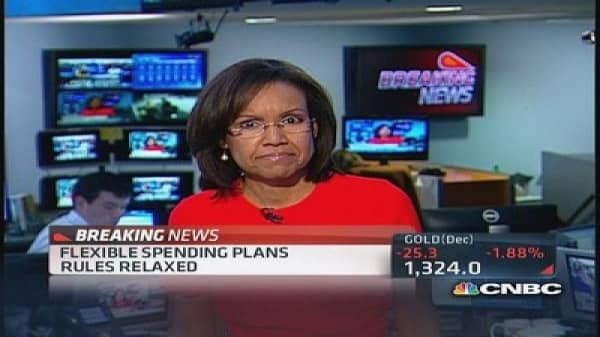 New rules for flexible spending accounts