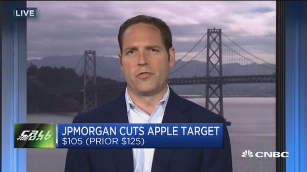 Apple analyst cuts watch estimates in half