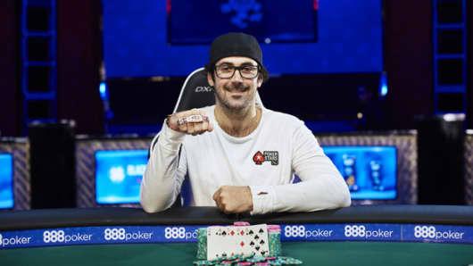 Jason Mercier Wins at 2016 World Series of Poker