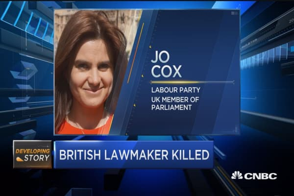 Jo Cox dies during public duty: What we know