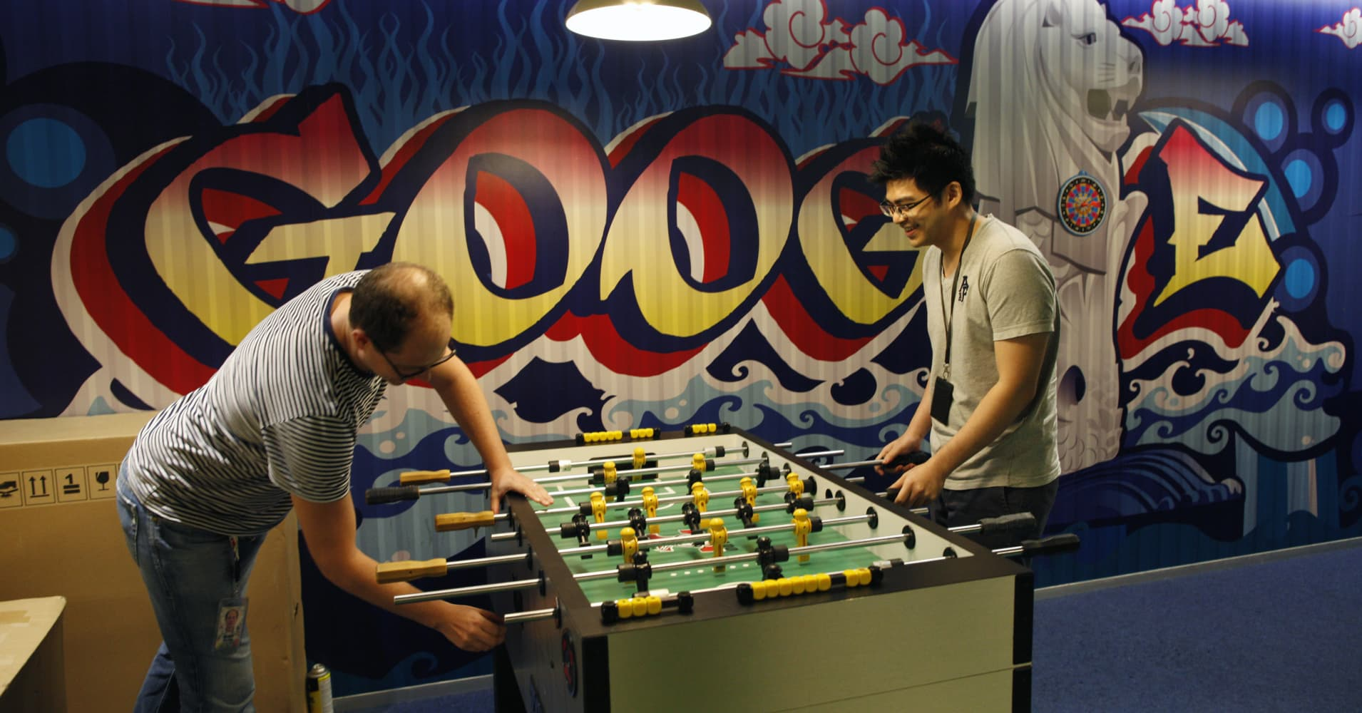 5 companies with employee perks that rival Google's