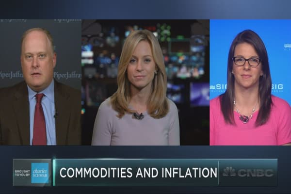 Are inflation expectations rising?