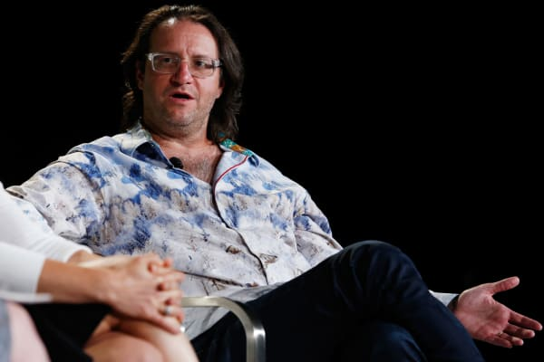 Brad Feld at Iconic Devern on June 16, 2016.