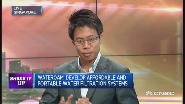 Wateroam