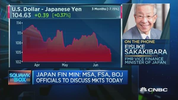Japan Aso Meeting
