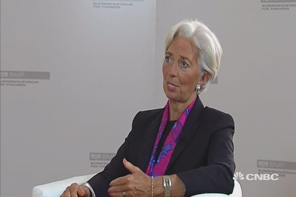 Significant benefits from being in EU: Lagarde
