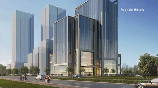 Shanghai's first ultra-luxurious 'seven-star' hotel