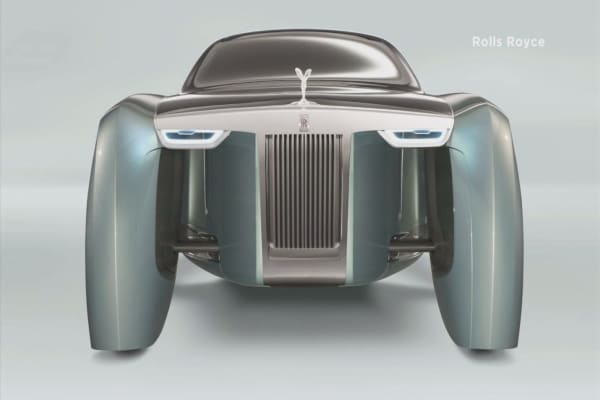 Future Rolls-Royce car comes with chauffeur named 'Eleanor'