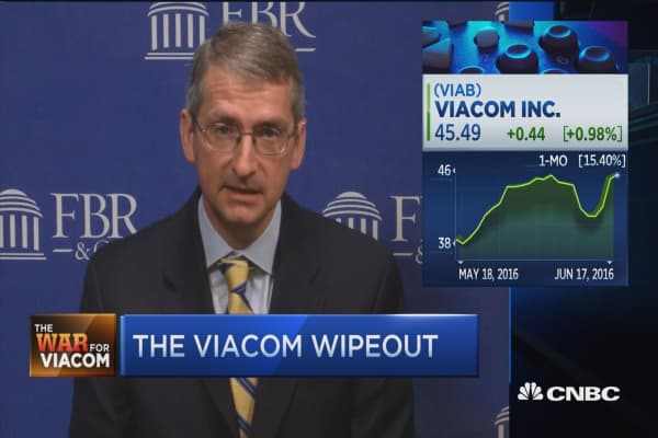 Cost-cutting potential at Viacom: Pro