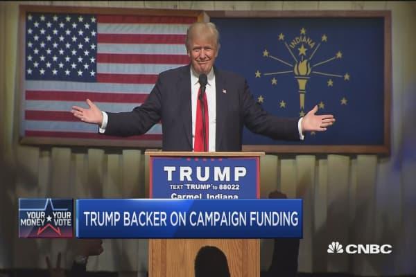 Trump will beat Clinton: Buzbee