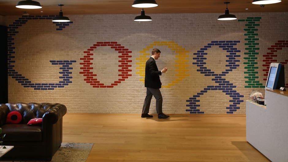 Google office in Washington, DC