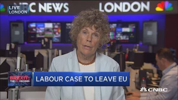 Labour case to leave EU