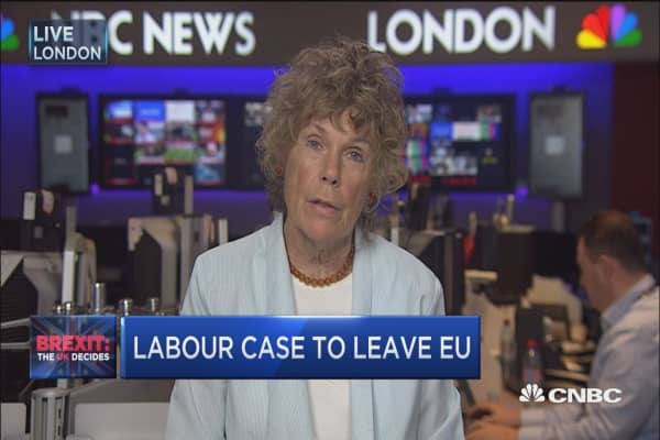 Labour case to leave EU