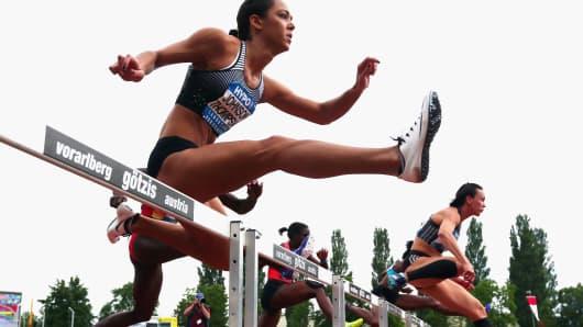 Jumping over hurdles, beating expectations