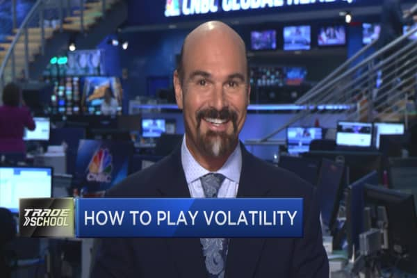 How to make money trading the VIX: expert