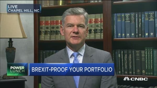Brexit-proof your portfolio