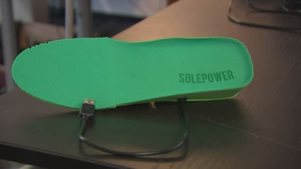 SolePower for your phone