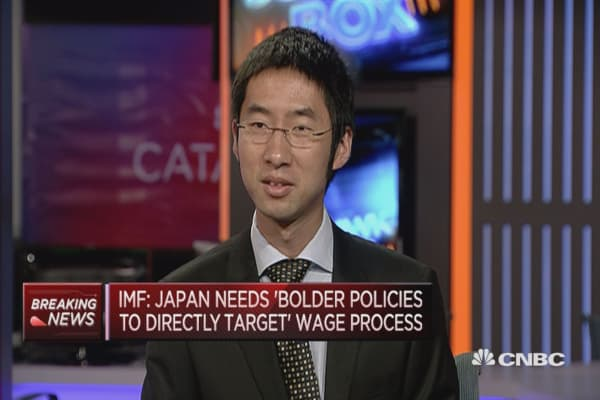 What's next for Japan's economy?