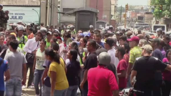 Venezuela grapples with food shortages