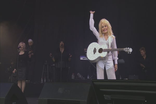 CNBC Meets: Dolly Parton, part one