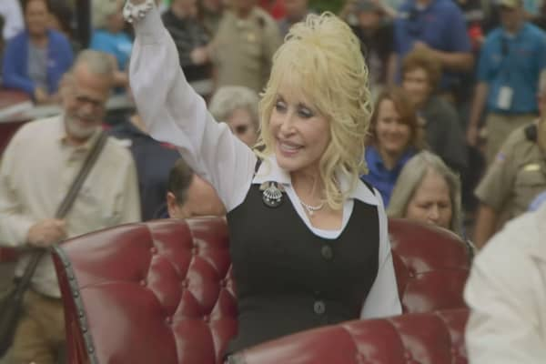 CNBC Meets: Dolly Parton, part two