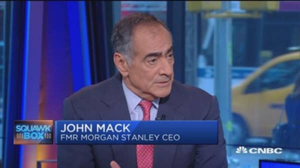 CNBC Pro: John Mack