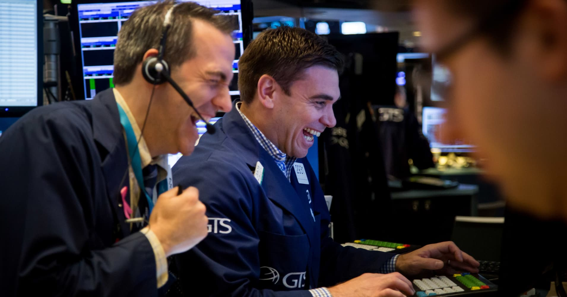 The stock market rally to start 2019 is one for the history books