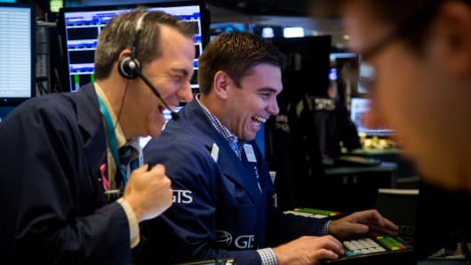 Credit Suisse says financials to rally while tech stocks ...