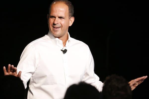 Marcus Lemonis at the Iconic Conference in Denver, CO, on June 15, 2016.