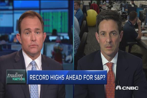 S&P record 'round the corner?