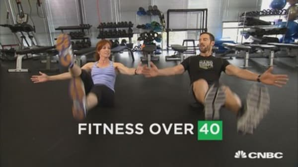 Fitness over 40: Aging is for idiots