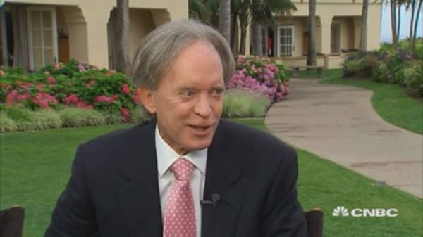 Exclusive: Bill Gross on Wall Street's future
