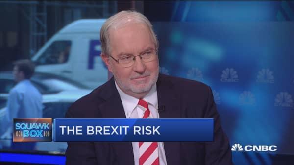 Gartman on sidelines ahead of Brexit