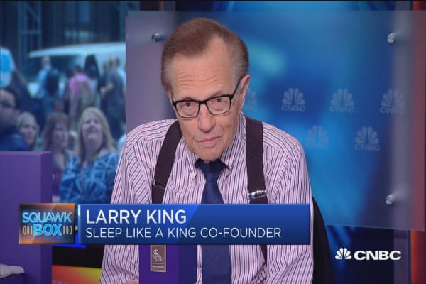 Larry King: Why I'm voting for Hillary