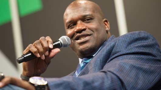 Papa John's announces its newest board member: Shaquille O'Neal