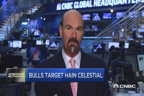 Bulls target Hain Celestial