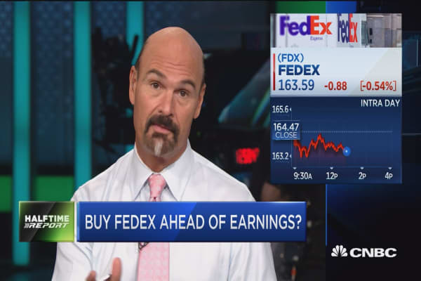 Top trades for the 2nd half: Earnings names
