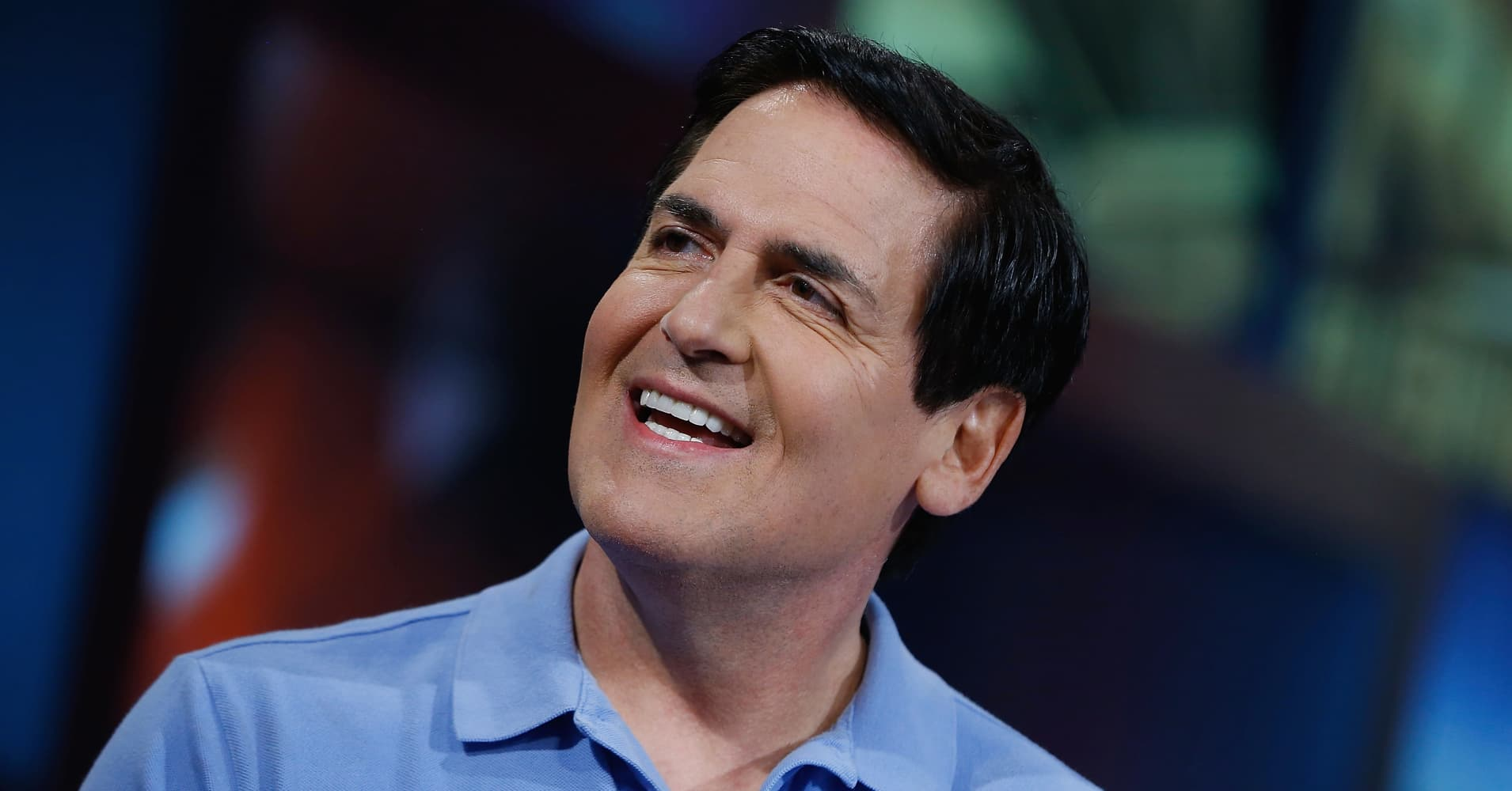 Mark Cuban wakes up every morning at 6:30—here's the first thing he does