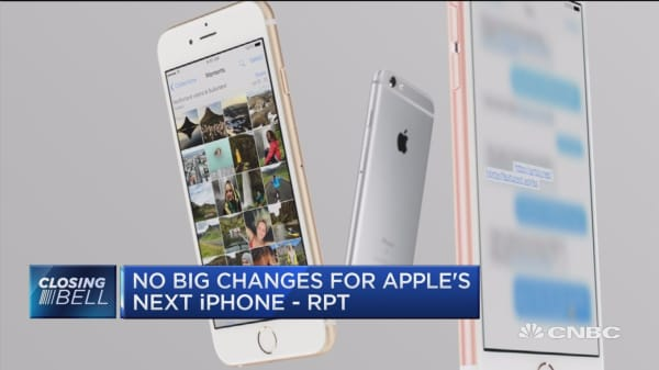 Big changes, or not to the iPhone 7?