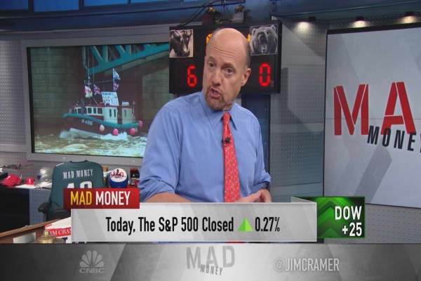Cramer: Brexit doesn't affect all stocks