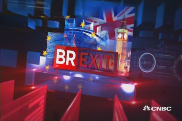 British expats debate Brexit vote