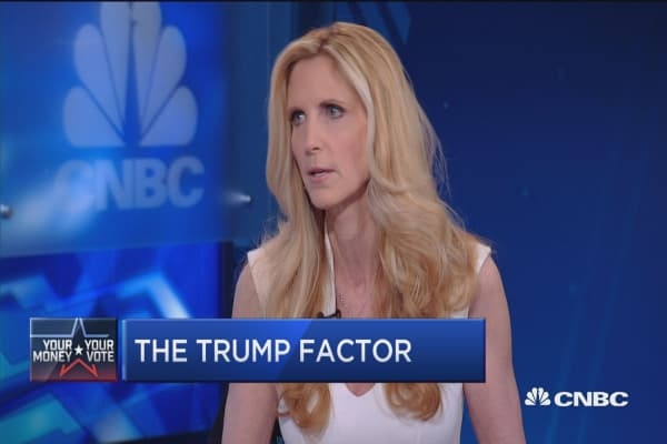 Ann Coulter: Media misportraying Trump's appeal