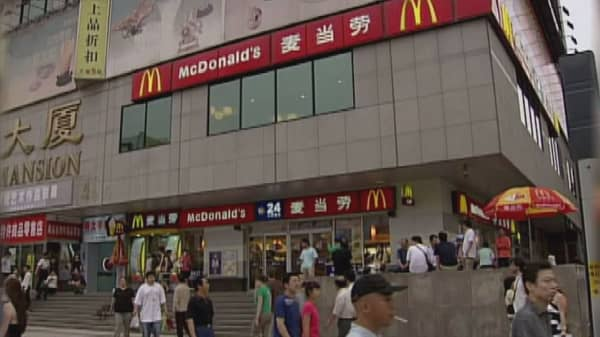 McDonald's gets multiple bids for China, Hong Kong stores sale