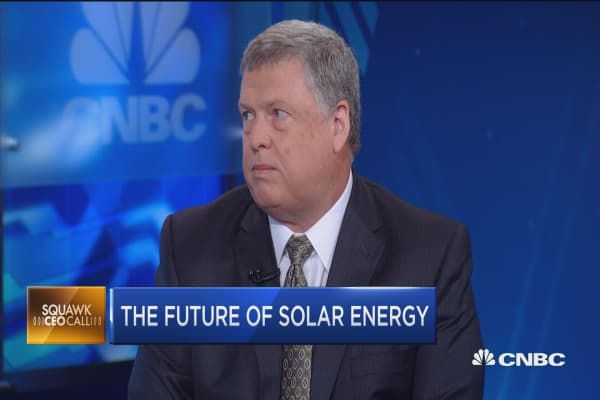 Wholesale price of solar coming down: First Solar CEO