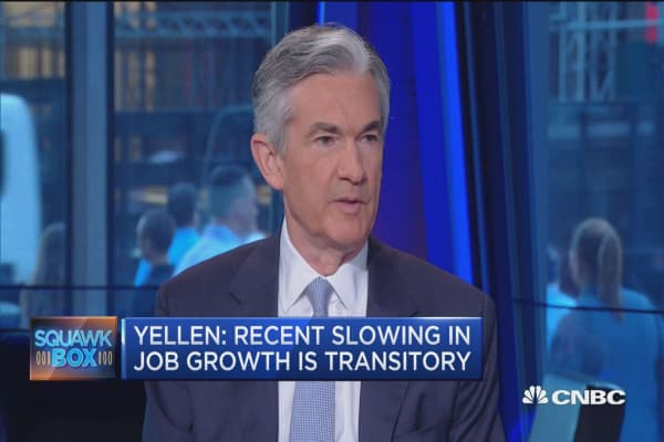 Fed's Powell: Brexit vote could spark volatility
