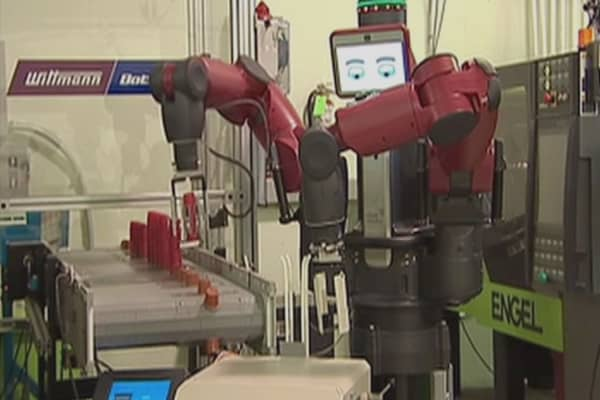 Robots may be classified as 'electronic persons' with rights in EU