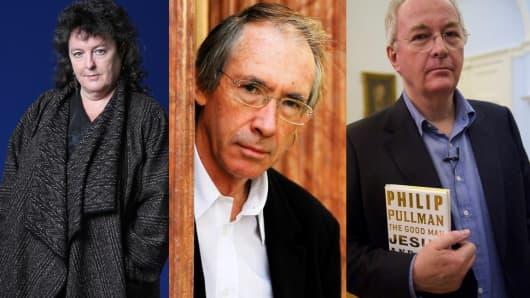 Carol Ann Duffy | Ian McEwan | Philip Pullman