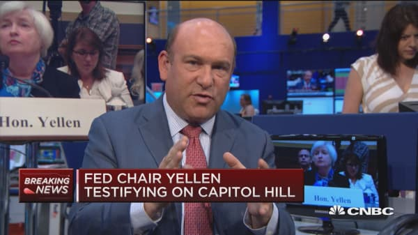 Yellen not playing politics with House